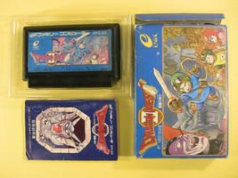Dragon Quest II ~ Complete in Box CIB (Nintendo Famicom FC, 1987) Japan - $12.15