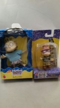 RUG-RATS TOMMY and Chuckie COLLECTIBLE  FIGURE 1997 & 1998 - $20.56