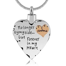 Eternally Loved Unisex No Longer by My Side But Forever in My Heart (Hus... - $25.41