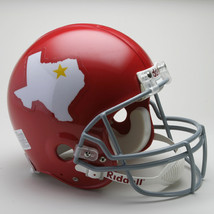 Dallas Texans Helmet Riddell Authentic Full Size VSR4 Style 1960-1962 Throwback* - $262.00