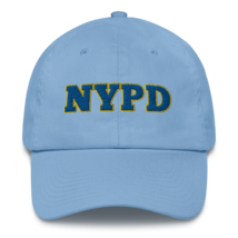 nypd yankees hat / nypd yankees / Cotton Cap image 4
