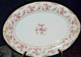 Noritake China (Large Serving Platter) Charmaine 5506 AA20-2360G Vintage