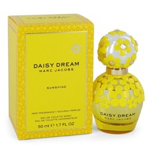 Marc Jacobs Daisy Dream Sunshine Perfume 1.7 Oz Eau De Toilette Spray image 2