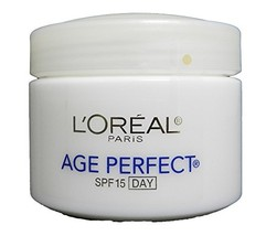 L'Oreal Paris, Age Perfect Day Cream for Mature Skin with Soy Seed Prote... - $12.98
