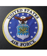 USAF US Air Force Embroidered Patch 5 Inches - $5.95