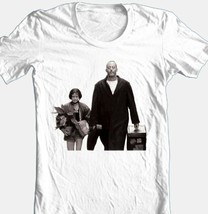 The Professional T-shirt Leon 90s classic movie 100% cotton graphic white tee image 1