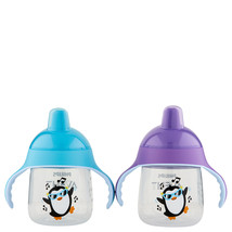 Philips Avent My Little Sippy Cup Purple & Teal 9 oz   - $15.04