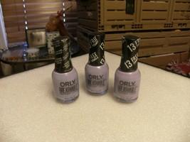 1#E  20912 -3 bottles  Orly Breathable Nail Treatment + Color - Pick-Me-Up .6oz - $21.77