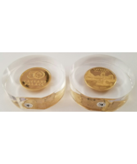 (1) Caesars Palace Las Vegas 50th Anniversary Coin Token Paperweight, New - $59.95