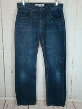 Levis 505 Regular Blue Jeans Boy's 18 Regular 29 X 29 Sandblasted       ... - $8.58