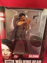 McFarlane Toy *Glenn* 10-Inch Deluxe Action Figure Walking Dead Figurine... - $27.72