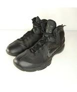 2011 Nike LeBron 9 Blackout Anthracite 469764-001 Size 11 Black Sneakers - $89.06