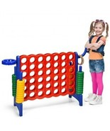 2.5Ft 4-to-Score Giant Game Set-Blue - Color: Blue - £129.27 GBP