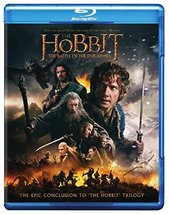 The Hobbit: The Battle of the Five Armies (Blu-ray + DVD)