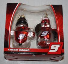 2007 Nascar Kasey Kahne Christmas Ornament Snowman Penguin - $7.99