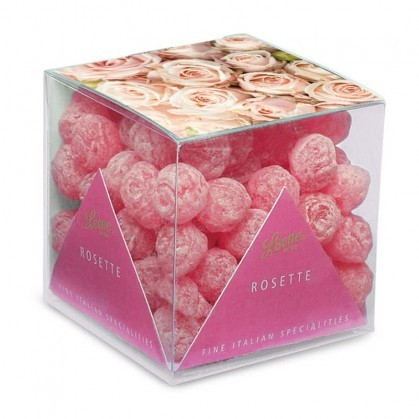 Leone Rose Candy Drops Cube