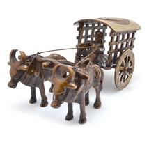 Aakrati Decorative Bull Cart Unique for Decoration- Home & Office Decora... - $42.99