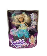 Funville Sparkle Girlz Twilight Fairy Doll, Light Up Wings with Changing... - $11.56