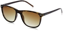 Fastrack Gradient Square Men's Sunglasses - (P365BR1|53|Brown Color) - $60.99
