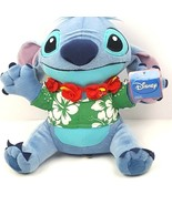 "SEGA Disney Lilo and Stitch Plush 10"" Stuffed Animal Game Prize Hawaiian... - $53.46"