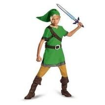 Disguise Legende von Zelda Link Klassisch Kinder Jungen Halloween Kostüm... - $25.33