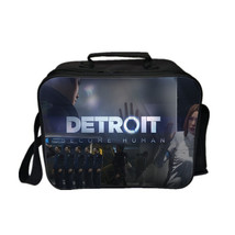 Detroit Become Human Lunch Box New Series Lunch Bag Pattern B - $19.99