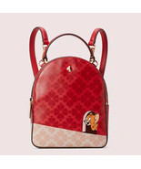 Kate Spade tom & jerry mini convertible backpack Crossbody ~NWT~ Red - $225.72