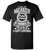I am An Aquarius T shirt - $19.99+