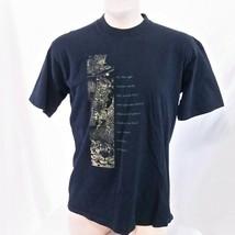 Vintage 90s WWF World Wildlife T Shirt Tiger Animal Endangered Nature PE... - $24.99