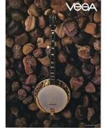 ORIGINAL Vintage 1972 Vega Banjo Catalog - $29.69