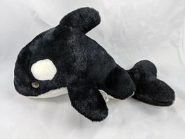 "Nanco Orca Killer Whale Plush 12"" Stuffed Animal toy - $6.95"