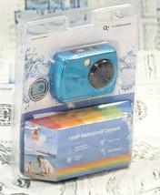 Polaroid 16MP Waterproof Digital Camera Teal  - $24.74