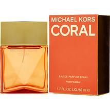 Michael Kors Coral By Michael Kors Eau De Parfum Spray 1.7 Oz - $46.00