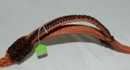 Unbranded Steer Rope PAXX DP 12916 Orange New Tags On Item image 3