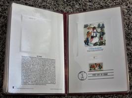 1982 Childhood Memories of Christmas (7) Fleetwood Proofcards Scott #222... - $6.43