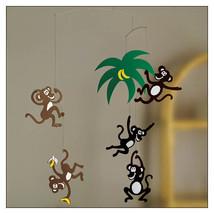 Monkey Tree - a Flensted Mobile, by Karen Hestbech for Flensted Mobiles - $40.00
