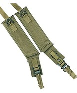 Olive Drab Military ALICE Pack Frame Replacement Backpack Shoulder Straps - $11.99