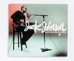 Jack Johnson - Sleep Through The Static - Brush... - $4.00