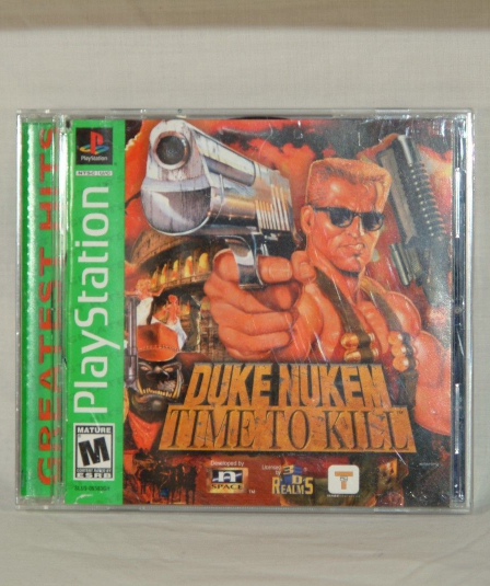 Primary image for Duke Nukem: Time to Kill Greatest Hits (Sony PlayStation 1, 2001)