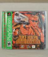 Duke Nukem: Time to Kill Greatest Hits (Sony PlayStation 1, 2001) - $9.90