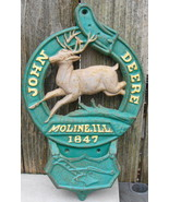 JOHN DEERE Cast Iron MOLINE ILL 1847 Letter Holder - $99.00