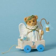 Cherished Teddies Roberta Rejoice in the Way the Season Shines Bear Figurine - $25.00