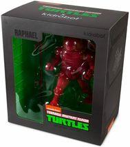 Kidrobot Teenage Mutant Ninja Turtles 7 Inch Raphael Vinyl Figure TMNT NIB image 5