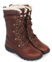 Women's Earthkeepers Mount Hope Mid Waterproof Leather Boots. 8710r Size 6W - $116.10