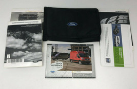 2017 Ford Transit 1500 Owners Manual Handbook with Case OEM Z0A0794 - $49.49