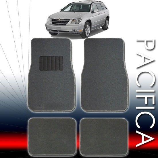 For Chrysler Crossfire 2004 2005 2006 2007 2008 Excellent: 2004 2005 2006 2007 2008 FOR CHRYSLER PACIFICA FLOOR MAT