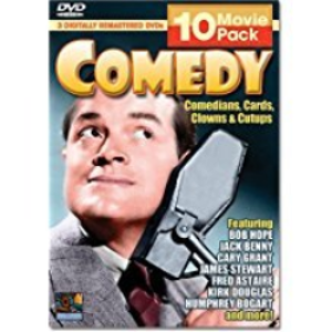 Comedy 10 Movie Pack Dvd