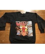 Vintage 1991 NBA World Champions Chicago Bulls Basketball Sweatshirt Siz... - $47.50