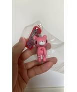 Gloomy Bear Pink Color Keychain Keyholder Figure Toy Mori Chax GP Taito - $8.87