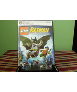 LEGO Batman: The Videogame (PC, 2008) Brand New Factory Sealed. - $6.87